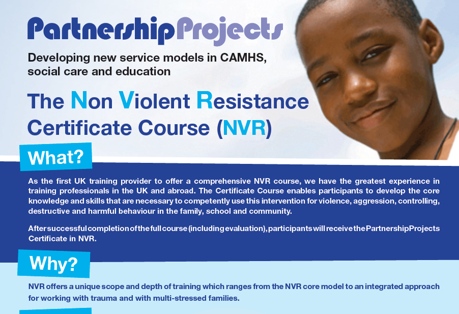 Information on NVR | PartnershipProjects UK